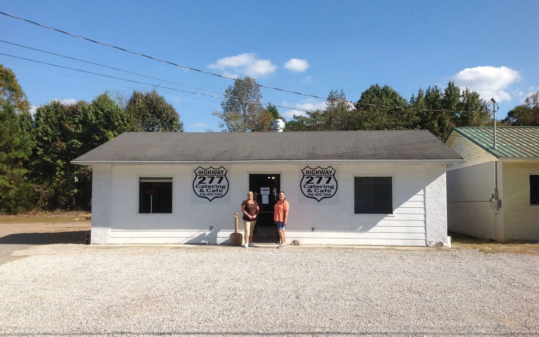 Hwy 277 Catering & Cafe