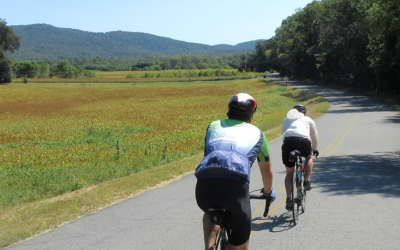 4 Scenic Road Bike Tours Routed In Jackson County