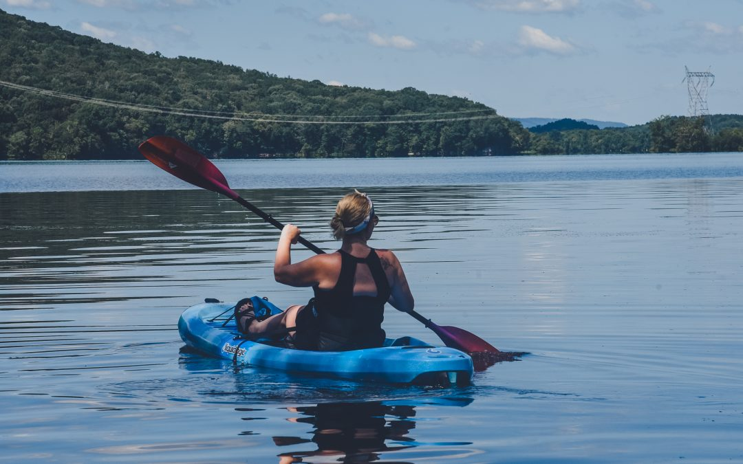 Tennessee Riverline Kayak & Cleanup Event