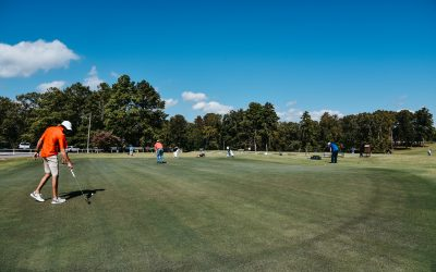 2021 Goose Pond Colony Golf Tournament Event Schedule